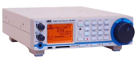 AOR AR-DV1 SDR Digital Receiver