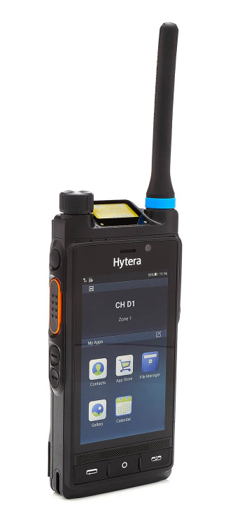 Hytera PDC760 LTE/DMR radio