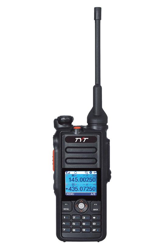 TYT MD-2017 GPS DMR HandHeld Radio